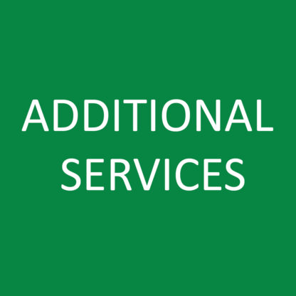 Additional Service