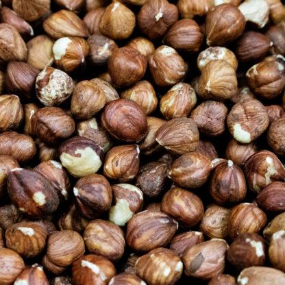 Hazelnuts Raw