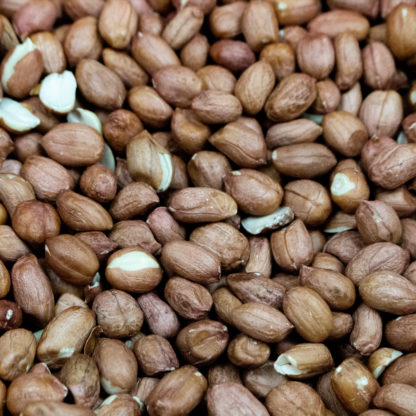 Peanuts Pale Skin