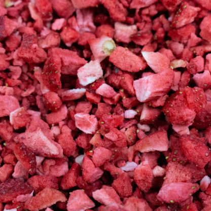 Strawberries Freeze Dried Organic